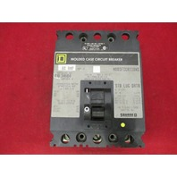 Square D FAL34060  60 amps Circuit Breaker