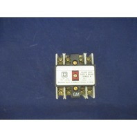 Square D Relay 8501 X0 80