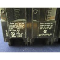 Siemens B3100H 100 amps Circuit Breaker