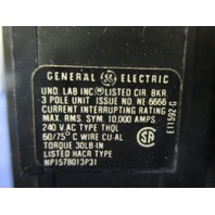 GE General Electric THQL  25 amps Circuit Breaker