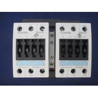 Siemens 3RA1336-8XB30-1AK6 Reversing Contactor