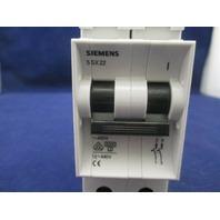 Siemens 5SX22-C25 Circuit Breaker