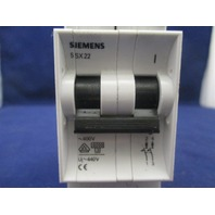 Siemens 5SX22-C4 Circuit Breaker
