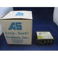 Accu-Sort Systems Model 22 Bar Code Scanner
