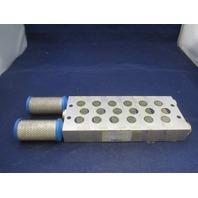 Festo 11902  PRS-1/8-6 B Manifold Block