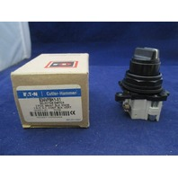Cutler-Hammer E34VFBK1-X1 Selector Switch new