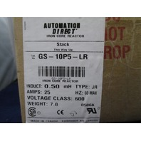 Automation Direct GS-10P5-LR Iron Core Reactor new