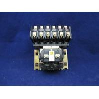 Square D 8501 HO60 Control  Relay