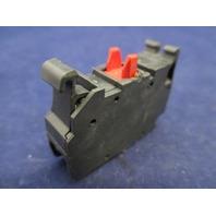 Allen-Bradley 800F-Q01  Contact Block