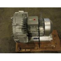 Siemens Nash-Elmo G200 2BH1930-7AH36 Regenerative Blower new