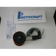 PHOTOCRAFT RH-P240AJ/8-30 RHP240AJ830 ENCODER WHEEL NEW