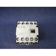 Cutler Hammer XTMC9A10G Mini Contactor   new