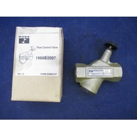 Ross Flow Control Valve 1968B2007 new