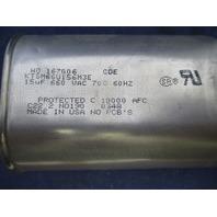 CDE Capacitor KTSM66U156M3E