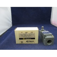 Square D 9007 C54B2  Limit Switch new