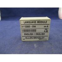 Allen Bradley  Language Module 1336S-EN4