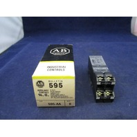 Allen Bradley 595-AA Auxiliary Contact   new