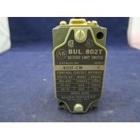 Allen Bradley 802T-CW Limit Switch new