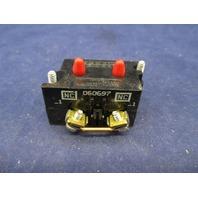 Cutler-Hammer 10250T/91000T Contact Block