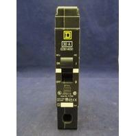 Square D EDB14030 Circuit Breaker new