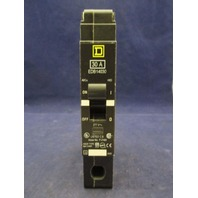 Square D EDB14030 Circuit Breaker new