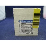 Telemecanique LRD08 Overload Relay new
