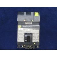 Square D FA34015 Molded Case Circuit Breaker