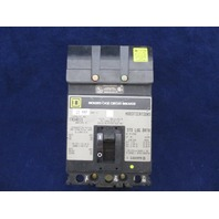 Square D FA34015 Molded Case Circuit Breaker