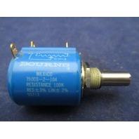 Bourns 3500S-2-104 Precision Potentiometer