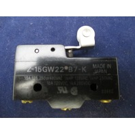 Omron  Z-15GW22B7-K Limit SWitch