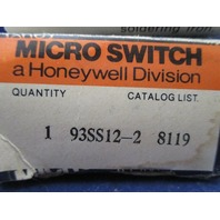 Micro Switch 1 93SS12-2 Magnetic Sensor new