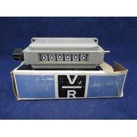 Veeder Root C-125936-015 Mechanical Counter new