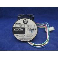 Oriental Motor Vexta  A2510-9212 Stepping Motor
