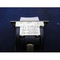 Nidec Copal Fujisoku ELE115E 15A-AC125V Switch