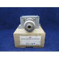 United Electric J6 142 9508 Pressure Switch new