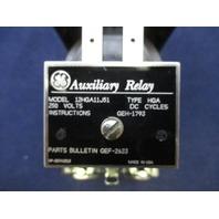 GE General Electric Auxiliary Relay 12HGA11J51 HGA
