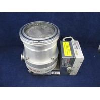Pfeiffer TMH 261 DN 100 ISO-K,3P PM P02 820 A Vacuum Turbopump