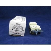 Arrow Hart 5252I Duplex Receptacle new