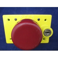 Rees 03855-022 Push Button no key