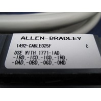 Allen Bradley 1492-Cable025F Digital Cable new