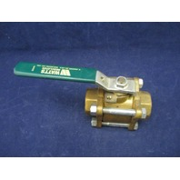 "Watts 1"" B-6800 Ball Valve"