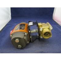 Worcester Controls Pnematic Actuator MK 503