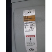 I-T-E Enlcosed Switch NFR352