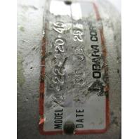 JIL OBARA X1-22-120-40