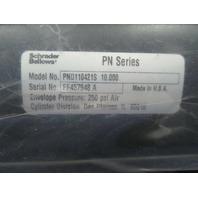 Parker Schrader Bellows PN  PND110421S 10.000 Cylinder