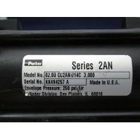 Parker 2AN  02.00 CC2ANU14C 3.000 Cylinder