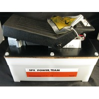 SPX Power Team Air Hydraulic Pump PA50 G new