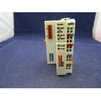 Beckhoff  DeviceNet Coupler BK5200