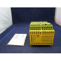 Pilz PNOZ X9 120vac 24 vdc 774605  Safety Relay  new