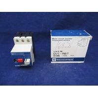 Telemecanique GV1-M07 Motor Circuit Breaker  new